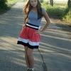Оксана ツKrevedkoOoツ, 24, г.Зугрэс